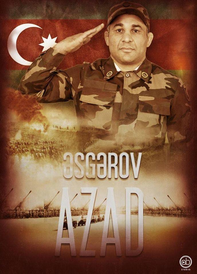 Azad Əsgərov